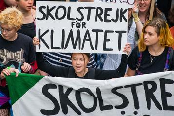 Grève pour le climat: «On avait lesentiment qu'ilfallait faire quelque chose»