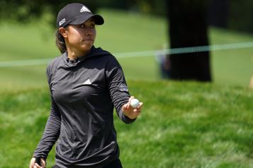 Championnat Mediheal de la LPGA Kang en avance par un coup)