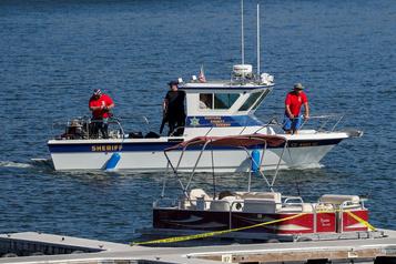 Le corps de l'actrice Naya Rivera retrouvé dans un lac californien )
