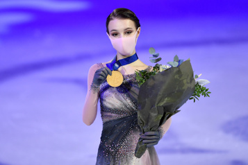 Mondiaux de patinage Anna Shcherbakova décroche l'or)