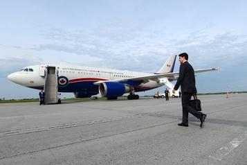 Justin Trudeau connaît encore des ennuis d'avion