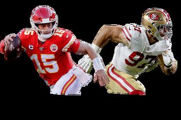 Super BowlLIV: un choc titanesque