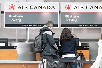 Air Canada hausse ses tarifs pour les bagages