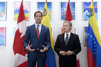 Venezuela: Juan Guaidó rencontrera Justin Trudeau