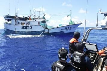 Science Traquer les pirates des mers par satellite
