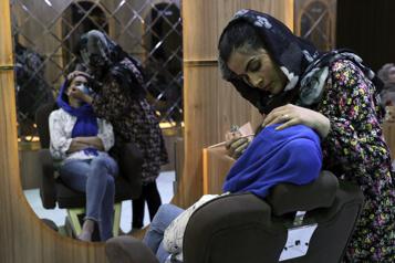 Rapport du renseignement américain Les droits des femmes afghanes menacés par le retour des talibans)