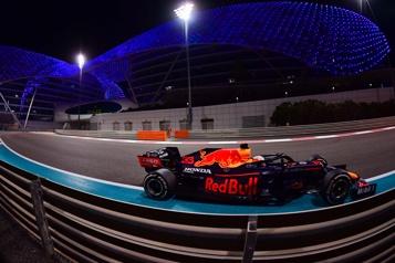 Formule 1 RedBull veut «se battre pour le titre» en 2021)