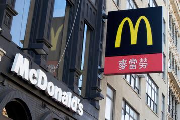 McDonald's dépasse les attentes grâce à la bonne tenue de ses ventes