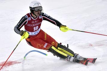 Coupe du monde de ski alpin Deuxième victoire de suite pour Petra Vlhova, Laurence St-Germain 8e)