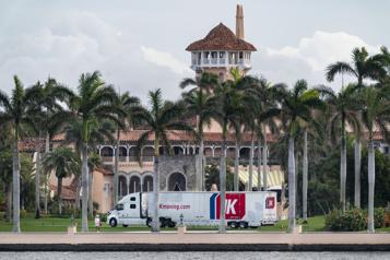 Quel accueil pour Donald Trump en Floride ? )