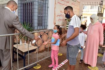 COVID-19 Plus de 2000 établissements scolaires fermés au Maroc)