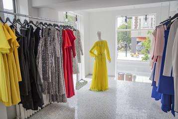 Claudette Floyd et Rush Couture: plus que des robes)