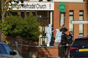 Élu britannique poignardé à mort Un acte terroriste, selon la police britannique