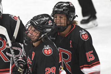 Hockey féminin L'équipe canadienne amorce un camp d'entraînement à Halifax)