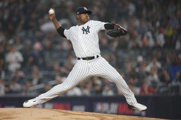 Yankees de New York Luis Severino de retour au jeu après une absence de près de deux ans)