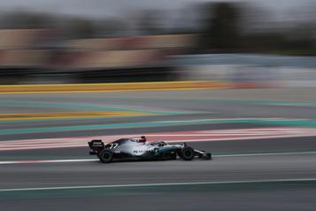 F1: Valtteri Bottas domine la dernière journée des essais