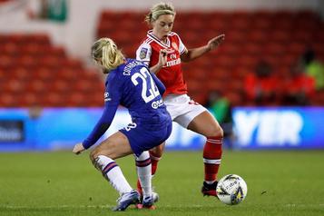 Foot: le championnat anglais féminin officiellement arrêté)