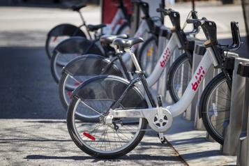 Québec veut voir des vélos en libre-service en région)