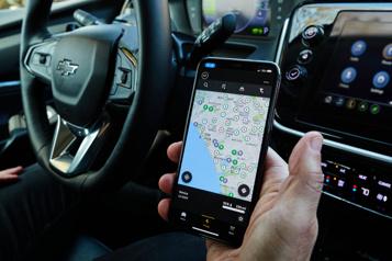 GeneralMotors veut faciliter la recharge des véhicules électriques)