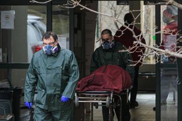 Décès en CHSLD Les audiences de l'enquête de la coroner reprennent lundi)
