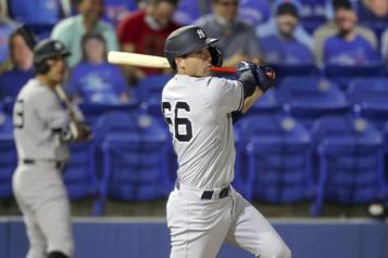 Les Yankees battent les Blue Jays grâce à deux circuits de Higashioka)
