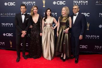 Schitt's Creek en nomination 26fois aux prix Écrans canadiens