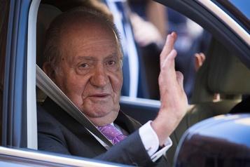 Des soupçons, mais pas d'enquête sur l'ex-roi d'Espagne Juan Carlos)