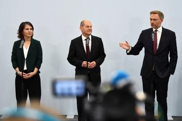 L'après-Merkel en Allemagne Accord préliminaire entre trois partis pour former le gouvernement