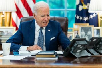Après l'été tourmenté, la rentrée périlleuse de Joe Biden)