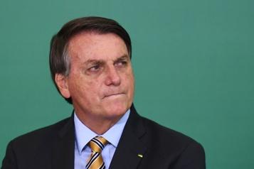 Brésil Jair Bolsonaro promet la fin de la déforestation illégale d'ici 2030)