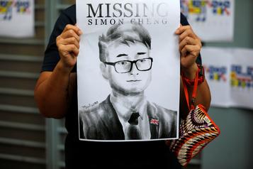 Hong Kong: retour de l'employé du consulat britannique arrêté en Chine