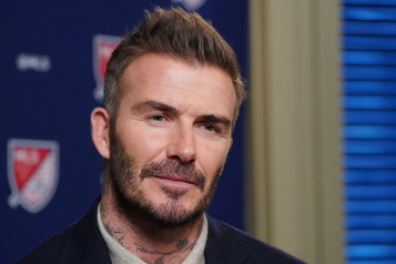 David Beckham veut «laisser une trace» à l'Inter Miami