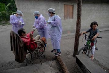 Coronavirus: l'Amérique latine devance l'Europe au nombre de cas)