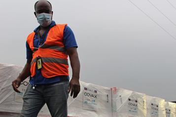 COVID-19 Haïti a reçu ses premières doses de vaccin)