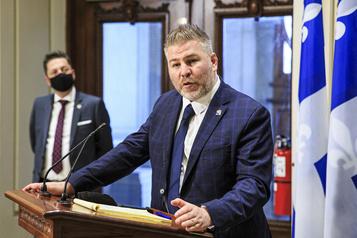 Rassemblements pendant les Fêtes  Le PQ exige que Québec publie son «contrat moral» )