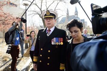 L'affaire Mark Norman a coûté 1,4million en frais juridiques à Ottawa