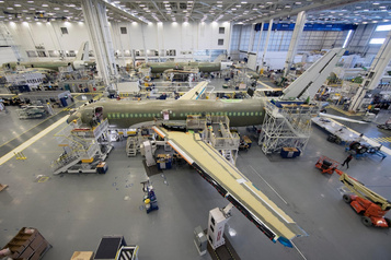Déboires de Bombardier: nouvelles occasions pourlessous-traitants