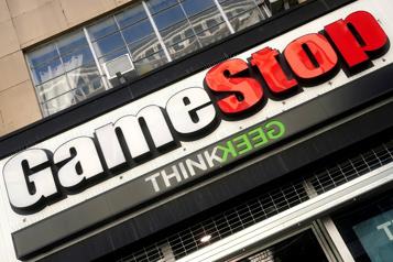 Bourse GameStop veut vendre jusqu'à 3,5millions d'actions )