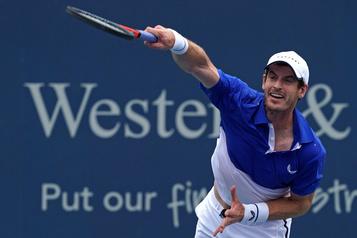 Andy Murray estime avoir retrouvé le service de son âge d'or)