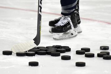 Un nouveau test pour déceler les commotions cérébrales au hockey