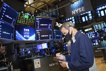 Résultats trimestriels: un «vrai test» pour les marchés boursiers)