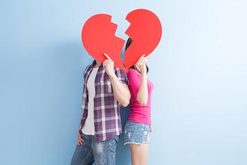 Comment survivre à une rupture sans perdre la tête