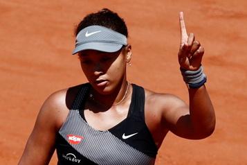 Affaire Naomi Osaka Roland-Garros justifie son approche «pragmatique»)
