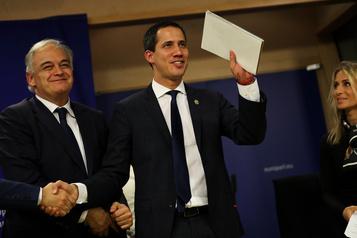 L'Union européenne appuie Guaido sans annoncer de mesures concrètes
