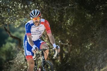 Cyclisme sur route «Des fois, tu oublies la chance que tu as d'être là» — Antoine Duchesne)
