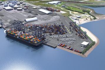 Projet Laurentia: le Port de Québec tente derassurer Montréal)