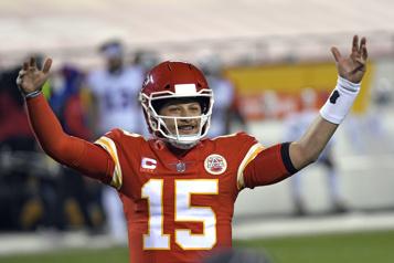 Les Chiefs défendront leur titre au Super Bowl)