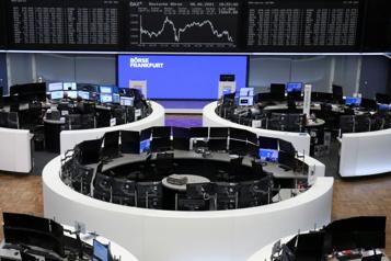 Les Bourses européennes prudentes avant l'inflation américaine et la BCE)