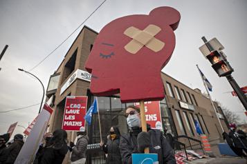 Secteur public Première grève dans la santé et services sociaux lundi)