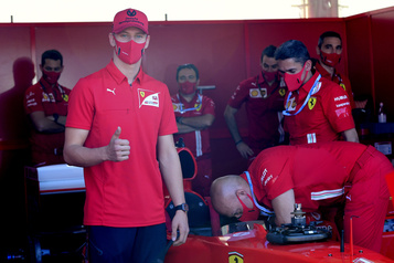 Proche du titre de F2, Mick Schumacher aspire à décrocher un volant en F1)